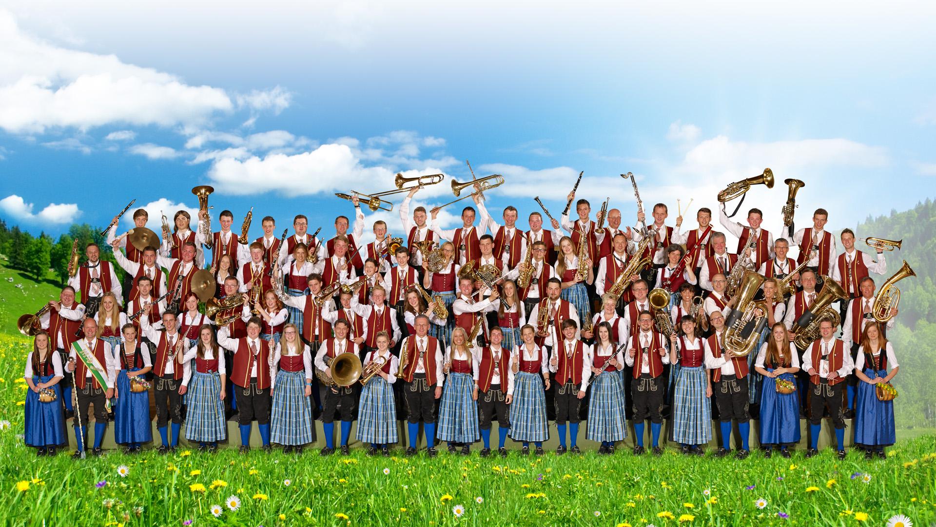 Bauernmusik Bischofshofen