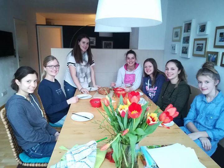 """""""Musigirls - day""""💞am Valentinstag   Unsere Musimädels h..."""